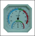 Household-use Thermometer and Hygrometer