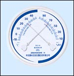 Household-use Thermometer and Hygrometer 1