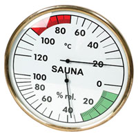 Household-use Thermometers and hygrometer 1