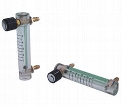 LZB-4M/LZB-6M型氧吧流量計/氧吧玻璃轉子流量計