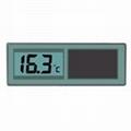 數字溫度計,電子溫度計,數字溫度表,太陽能電子溫度計 1