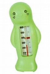 婴儿沐浴温度计,洗澡温度计,浴缸温度计,鱼形温度计