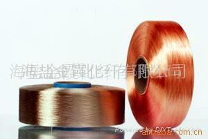 色紡長絲 1