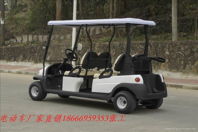 電動高爾夫 2