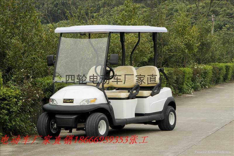 電動高爾夫 4