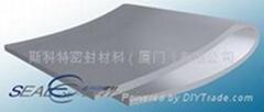 福建廈門硅橡膠板