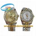 Golden Diamond Luxury Watch