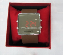 Cool Watch with LED Light latest watch China watch