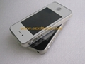 Cheapest iPhone 4S Clone with TV Dual Sim Dual Standby Mobile Phone F8 3