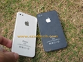 Cheapest iPhone 4S Clone with TV Dual Sim Dual Standby Mobile Phone F8 5