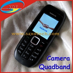 Quadband Low End Mobile Phone Dual Sim Cards