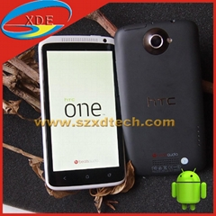 4.7 Inch Slim HTC One X G23 Android Smart Mobile Phone Micro Sim as Original