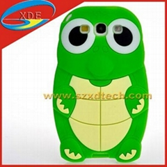 Sea Turtle Design Silicon Case for Samsung Galaxy S3 GT-i9300