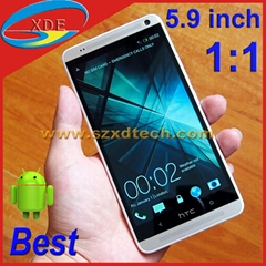 5.9 inch HTC One max 8088 Copy Quadcore  Android 4.4.2