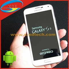 Cheapest Replica Samsung Galaxy S5 Galaxy G900 Android Smart Mobile Phone (Hot Product - 11*)