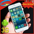 New Arrival ! New Apple Design iPhone 6 Android Smart Phone 3G Avaliable