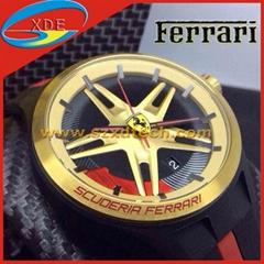 Best Quality Luxury Watch Ferrari Wrist Cool Design
