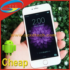 Cheapest iPhone 6 Replica 4.7 Inch Smart Mobile Phone (Hot Product - 10*)