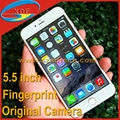 5.5 Inch Replica  iPhone 6 Plus with Best camera Sim Slot Real Fingerprint