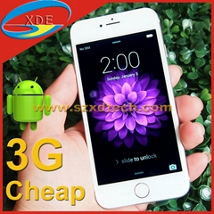 Cheapest iPhone 6 Replica 4.7 Inch Smart Mobile Phone 3G (Hot Product - 10*)