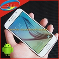 Latest Samsung S6 Copy Mobile Phone Galaxy S6 Android OS 3G