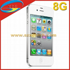 Real Apple iPhone 4 8GB/16GB/32GB Avaliable Apple ios Clone