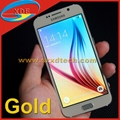 Quality Samsung S6 Galaxy S6 3G Gold Color Avaliable Metal Body