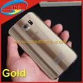 Shinning Back Cover as Original Best Replica Samsung S6 Galaxy Golden Color