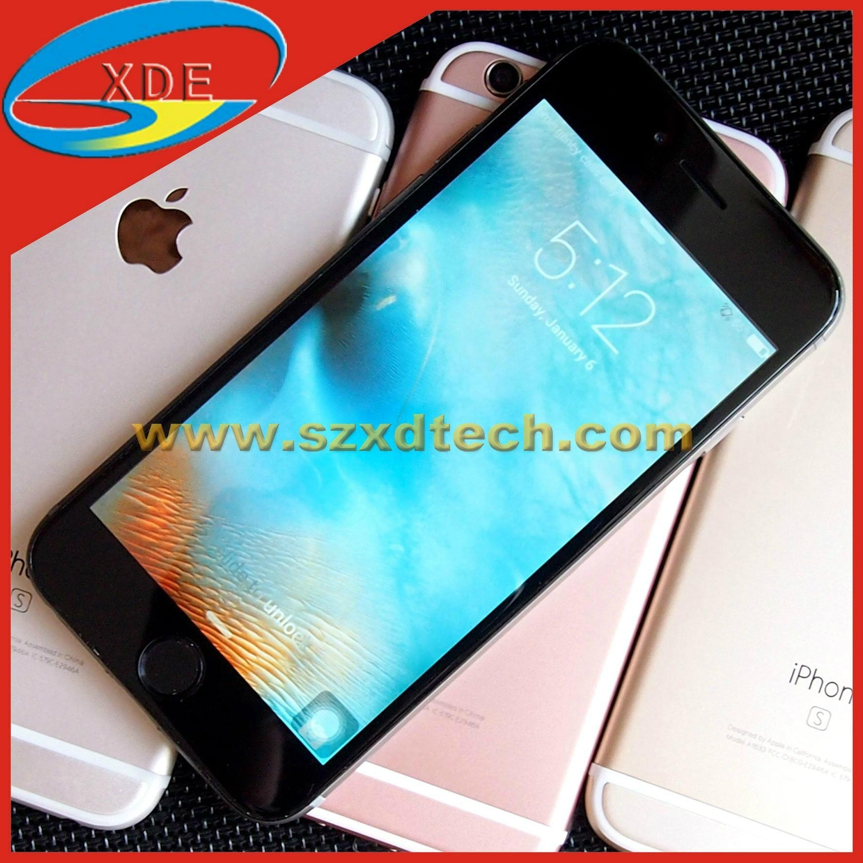 Cheapest iPhone 6 Replica 4.7 Inch Smart Mobile Phone 3G