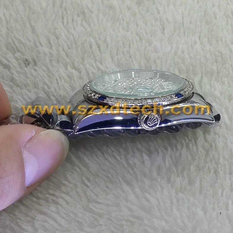 Rolex Wrist Clone Luxury Design with Sapphire 2