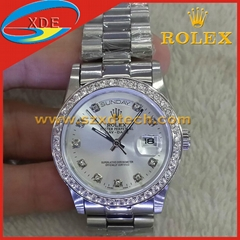 Rolex Watches Silver or Golden Color