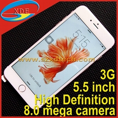 High Quality 5.5 Inch iPhone 6S Plus Copy Android Mobile Phone 3G