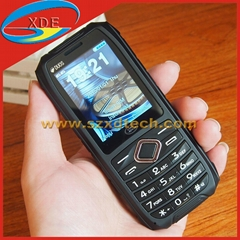 China Cell Phone Real Waterproof with Camera