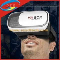 VR BOX 3D Glasses 3D Movie Game Glasses Adjustable VR BOX