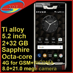 Best Quality Vertu Signature Touch for Bently Ti-Alloy Body 2GB ROM+32GB RAM