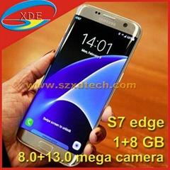 Quality Samsung S7 Edge Copy Good Camera