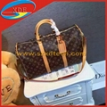 LV Luggage Bag Round Handbags Shoulder