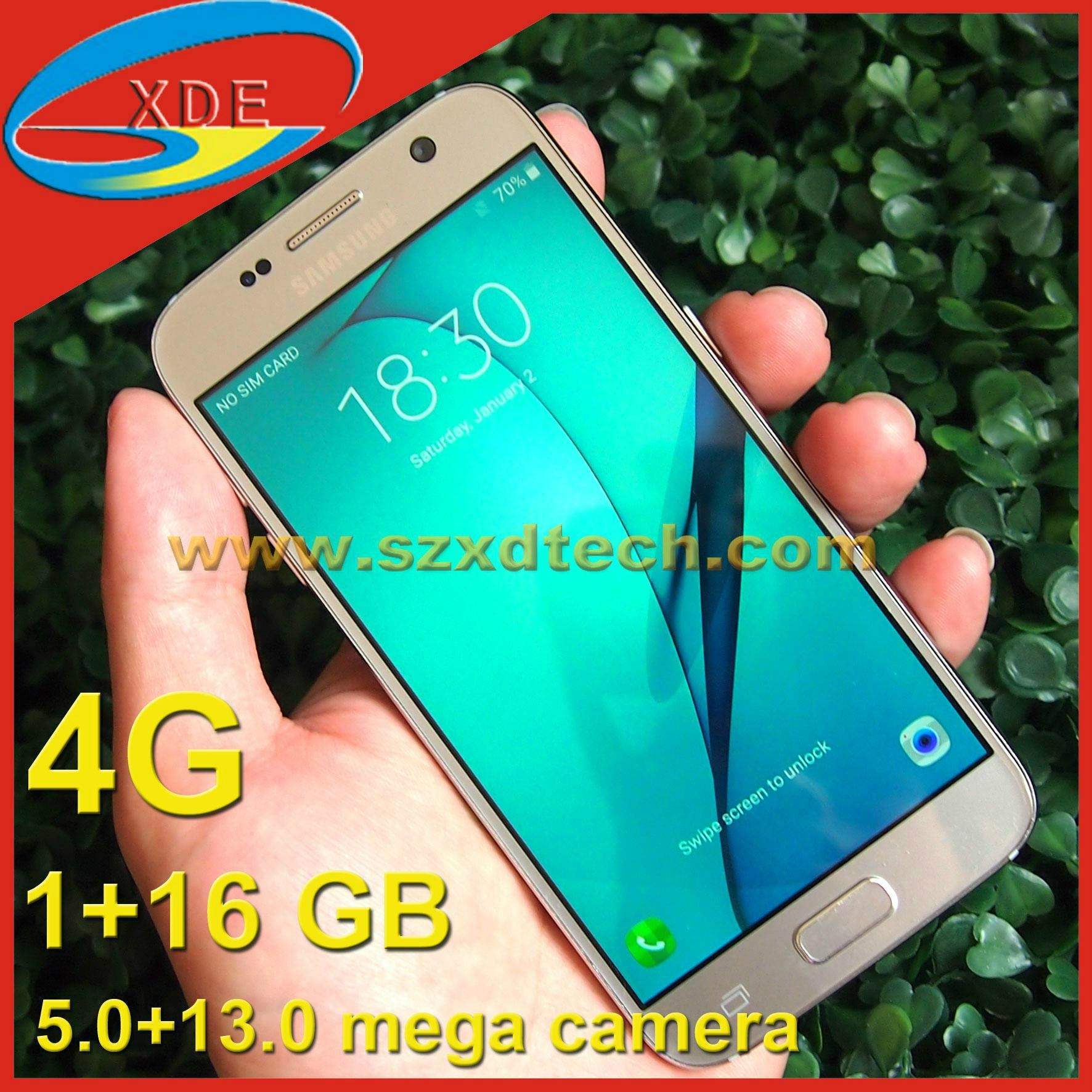 Samsung Galaxy S7 Clone Android Smart Phone Best Quality 4G