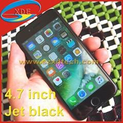 Copy iPhone 7 4.7 inch Smart Phone Jet black