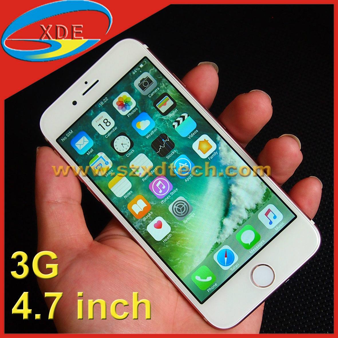 copy iphone 7 4 7 inch smart phone 3g xd i7 apple china manufacturer mobile phones. Black Bedroom Furniture Sets. Home Design Ideas