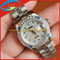 Clone Rolex Wrist with Diamond Both Men and Women Size Avaliable 1