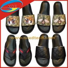 Men Gucci Sneaker Gucci Shoes Men slippers Luxury Shoe replica Gucci slippers