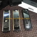 Copy Vertu Signature S Checkered Lines Cool GSM Phones