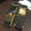 Luxury Brand Vertu Signature S Copy Real Leather Case Best Quality 3
