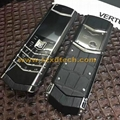 Luxury Brand Vertu Signature S Copy Real Leather Case Best Quality 5