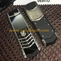 Luxury Brand Vertu Signature S Copy Real Leather Case Best Quality 7