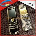 Replica Vertu Signature S Cool Real Leather High Quality Vertu Cell Phones