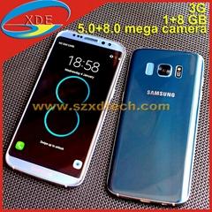 New Samsung S8 Galaxy S8 Edge Copy High
