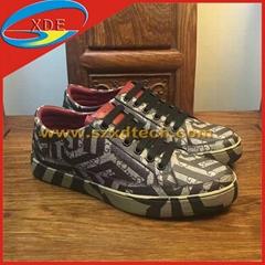 Wholesale GG Caleido Low-top Sneaker Gucci Men's Shoes Sports Shoes