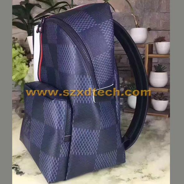 LV Backpacks Louis Vuitton APOLLO BACKPACK N44006 Damier Cobalt 6